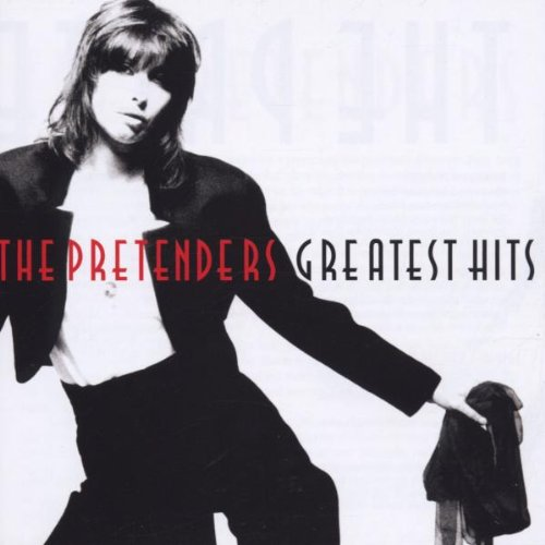 The Pretenders, Brass In Pocket, Piano, Vocal & Guitar