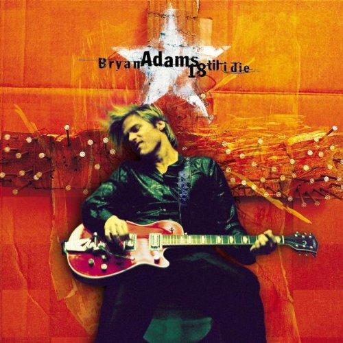 Bryan Adams, Black Pearl, Piano, Vocal & Guitar (Right-Hand Melody)