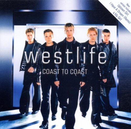 Westlife, My Love, Piano, Vocal & Guitar