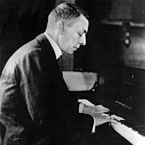 Sergei Rachmaninoff, 18th Variation, Piano