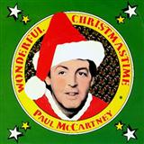 Download Paul McCartney 'Wonderful Christmastime' printable sheet music notes, Winter chords, tabs PDF and learn this Piano song in minutes