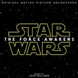 Download John Williams 'Main Title And The Attack On The Jakku Village' printable sheet music notes, Classical chords, tabs PDF and learn this Piano song in minutes