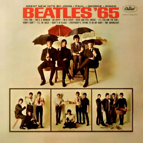 The Beatles, She's A Woman, Tenor Saxophone, sheet music, piano notes, chords, song, artist, awards, billboard, mtv, vh1, tour, single, album, release