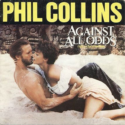 Phil Collins, Against All Odds (Take A Look At Me Now), Trombone