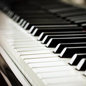 Last, Dotty Polka, Piano