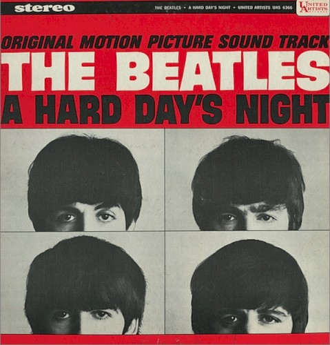 Download The Beatles 'A Hard Day's Night' printable sheet music notes, Pop chords, tabs PDF and learn this SPREP song in minutes