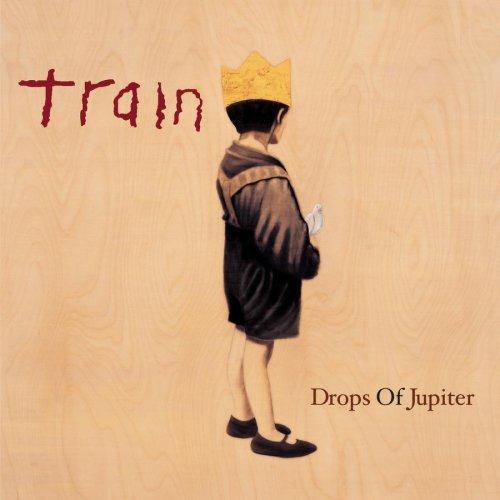 Train, Drops Of Jupiter (Tell Me), Piano, Vocal & Guitar (Right-Hand Melody)