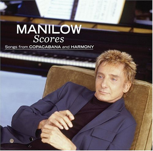 Barry Manilow, Bolero De Amor, Piano, Vocal & Guitar (Right-Hand Melody)