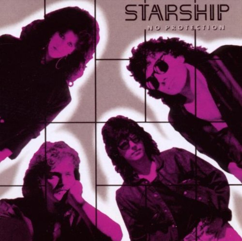 Starship, Nothing's Gonna Stop Us Now, Piano, Vocal & Guitar (Right-Hand Melody)