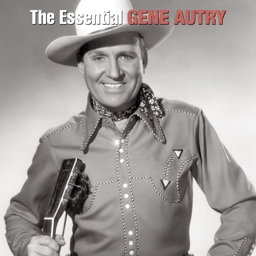 Gene Autry, Jingle Jangle Jingle (I Got Spurs), Piano, Vocal & Guitar (Right-Hand Melody)