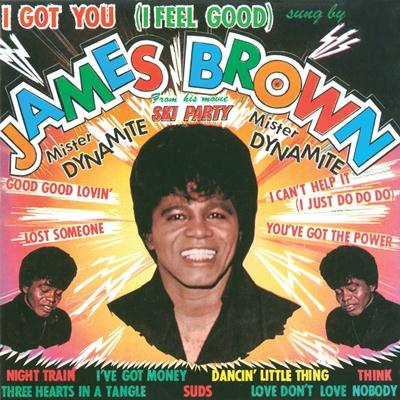James Brown, Think, Piano, Vocal & Guitar (Right-Hand Melody)