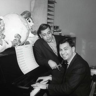 Sherman Brothers, Rumbly In My Tumbly, Piano, Vocal & Guitar (Right-Hand Melody)