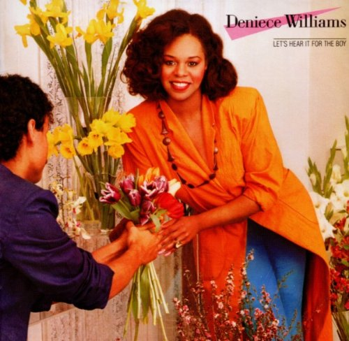 Deniece Williams, Let's Hear It For The Boy, Piano, Vocal & Guitar (Right-Hand Melody)
