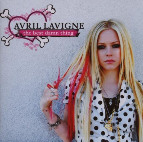 Avril Lavigne, Keep Holding On, Voice