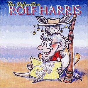 Rolf Harris, Tie Me Kangaroo Down Sport, Piano, Vocal & Guitar (Right-Hand Melody)