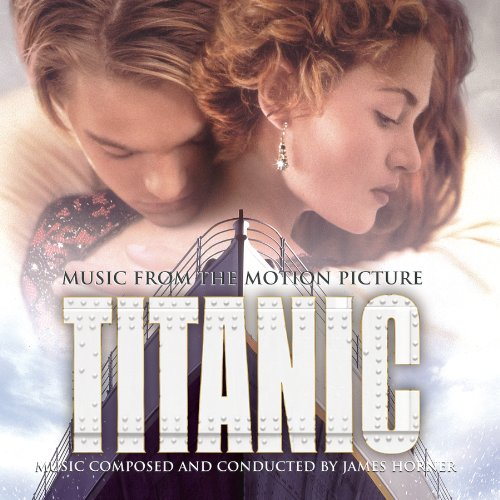 James Horner, Hymn To The Sea (from Titanic), Piano, Vocal & Guitar (Right-Hand Melody)