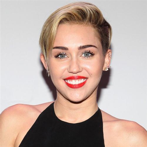 Miley Cyrus, Malibu, Piano, Vocal & Guitar (Right-Hand Melody)