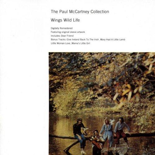 Paul McCartney & Wings, Bip Bop, Piano, Vocal & Guitar