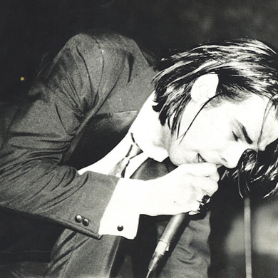 Nick Cave, The Carney, Piano, Vocal & Guitar