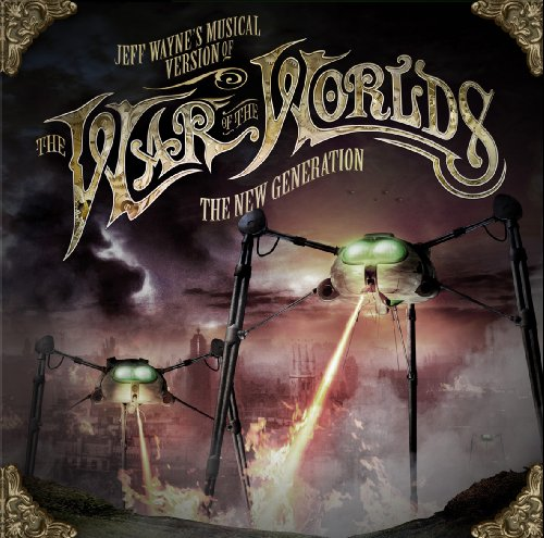 Jeff Wayne, Forever Autumn (from War Of The Worlds), Piano, Vocal & Guitar (Right-Hand Melody)