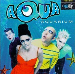 Aqua, Barbie Girl, Piano, Vocal & Guitar (Right-Hand Melody)