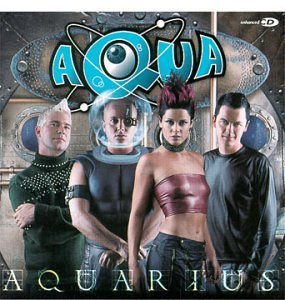 Aqua, Goodbye To The Circus, Piano, Vocal & Guitar