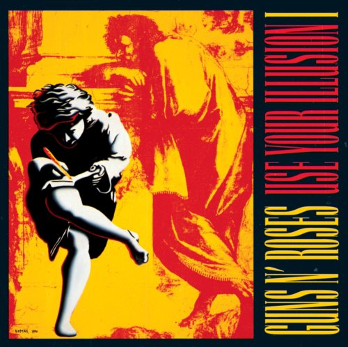 Guns N' Roses, November Rain, Piano