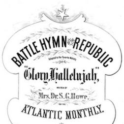 Download William Steffe 'Battle Hymn Of The Republic' printable sheet music notes, American chords, tabs PDF and learn this Piano song in minutes