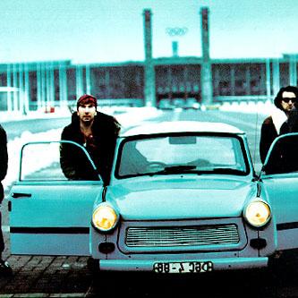 U2, The Sweetest Thing, Melody Line, Lyrics & Chords