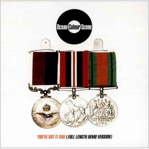 Ocean Colour Scene, Here In My Heart, Piano, Vocal & Guitar (Right-Hand Melody)