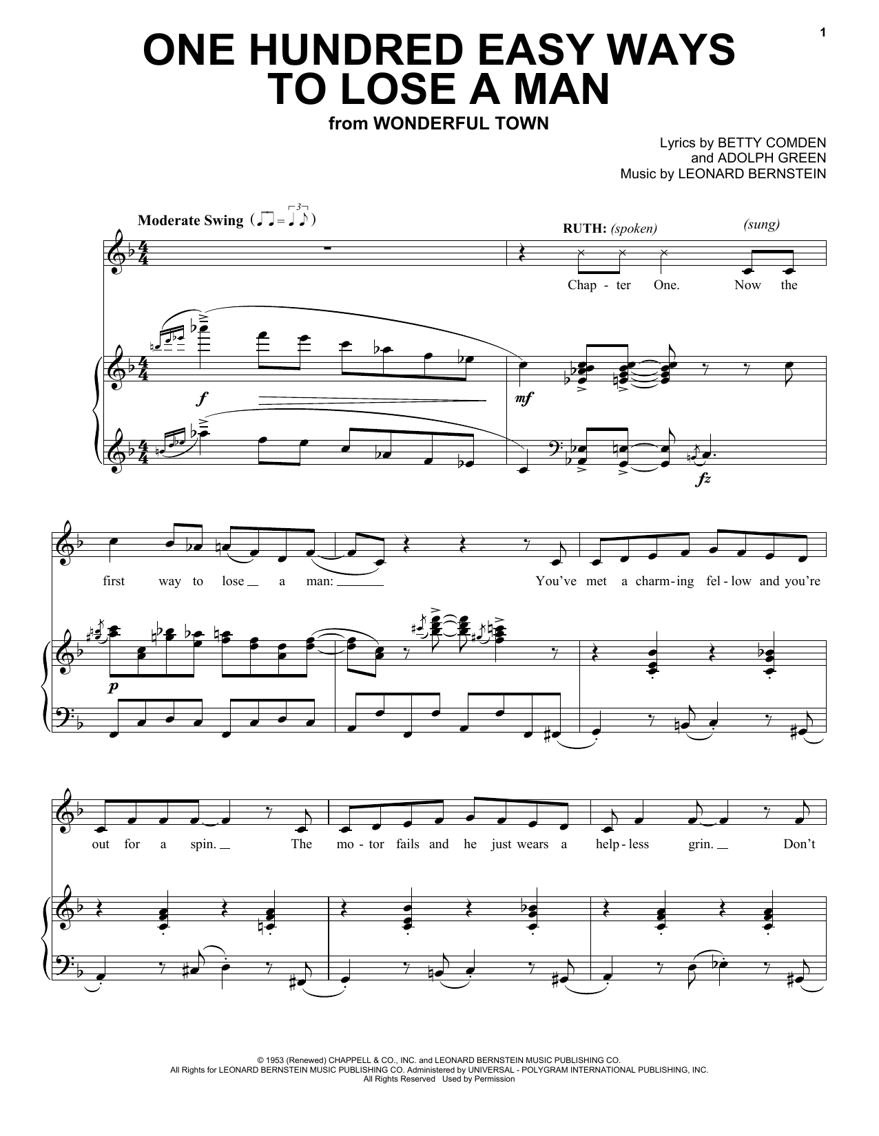 graphic relating to Free Printable Broadway Sheet Music named Adolph Inexperienced A person Hundred Basic Tactics Toward Drop A Gentleman Sheet Audio Notes, Chords Down load Printable Piano Vocal - SKU: 188462