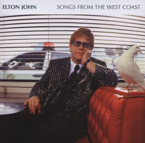 Elton John, I Want Love, Piano, Vocal & Guitar (Right-Hand Melody)
