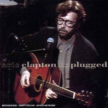 Eric Clapton, Old Love (unplugged), Guitar Tab