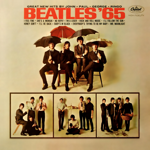 The Beatles, She's A Woman, Piano