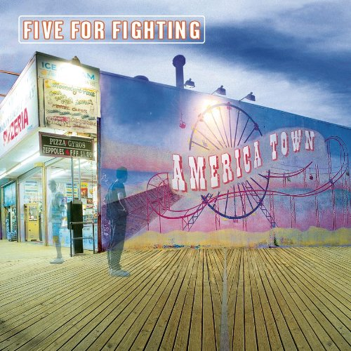 Five For Fighting, Superman (It's Not Easy), Piano, Vocal & Guitar (Right-Hand Melody)