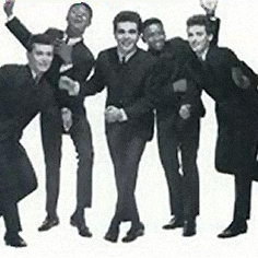 Joey Dee & The Starliters, Peppermint Twist, Piano, Vocal & Guitar (Right-Hand Melody)
