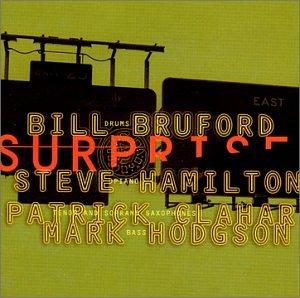 Bill Bruford, Half Life, Tenor Saxophone