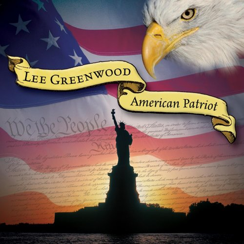 Lee Greenwood, America, Piano, Vocal & Guitar (Right-Hand Melody)