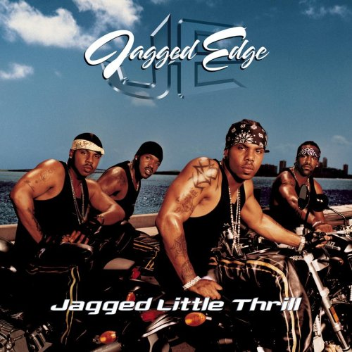 Jagged Edge, Goodbye, Piano, Vocal & Guitar (Right-Hand Melody)