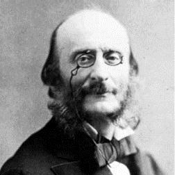 Download Jacques Offenbach 'Barcarolle' printable sheet music notes, Baroque chords, tabs PDF and learn this Clarinet song in minutes