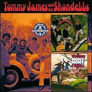 Tommy James & The Shondells, Mony, Mony, Piano, Vocal & Guitar (Right-Hand Melody)
