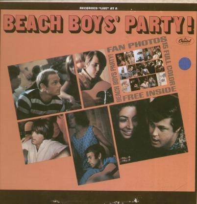 The Beach Boys, Barbara Ann, Piano (Big Notes)