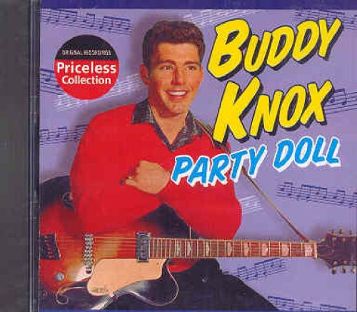 Buddy Knox, Party Doll, Piano, Vocal & Guitar (Right-Hand Melody)