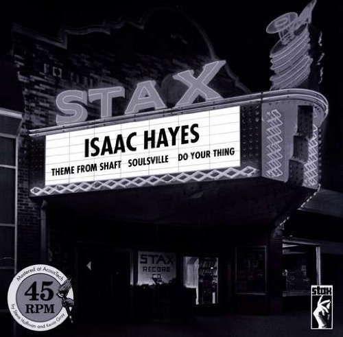 Isaac Hayes, Theme from Shaft, Piano, Vocal & Guitar (Right-Hand Melody)