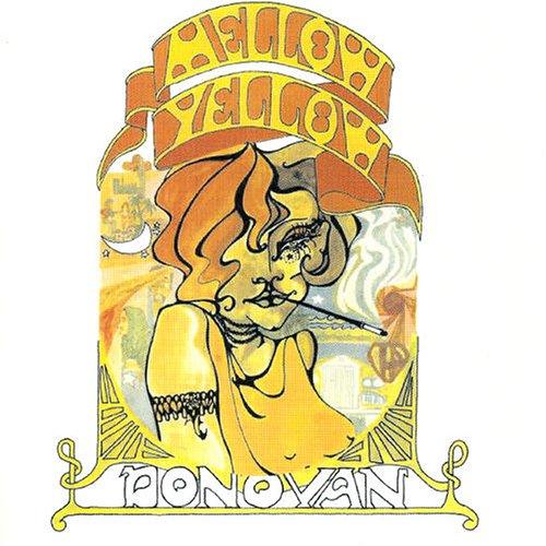 Donovan, Mellow Yellow, Easy Piano
