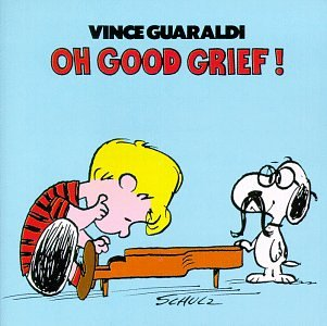Vince Guaraldi, You're In Love, Charlie Brown, Piano (Big Notes)