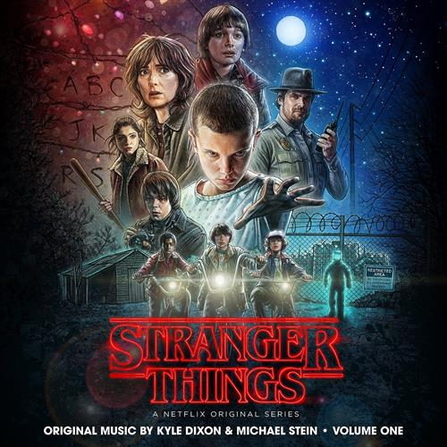 Kyle Dixon & Michael Stein, Stranger Things Main Title Theme, Piano