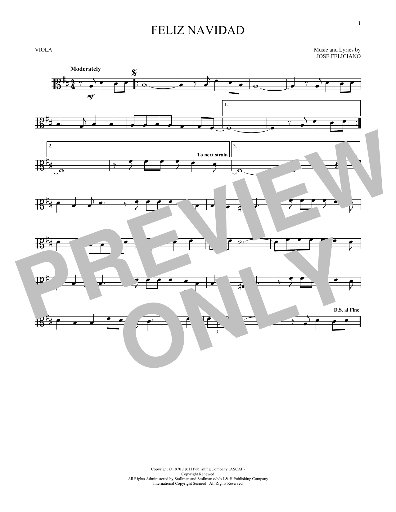 jose feliciano feliz navidad sheet music notes chords download world notes viola pdf print 196564 sheet music piano notes chords musicnotesroom