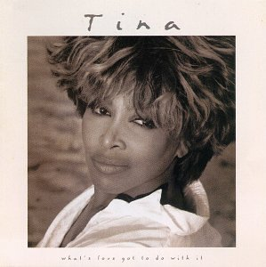 Tina Turner, It's Gonna Work Out Fine, Piano, Vocal & Guitar (Right-Hand Melody)