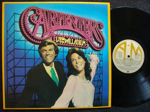 Carpenters, There's A Kind Of Hush (All Over The World), Piano